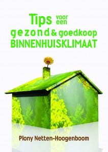 boek Tips voor een gezond en goedkoop binnenhuisklimaat